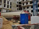 Ход строительства дома №1 в ЖК Премиум - фото 98, Август 2017