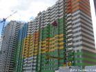 Ход строительства дома № 8 в ЖК Красная поляна - фото 106, Июль 2016