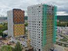 Ход строительства дома № 1 второй пусковой комплекс в ЖК Маяковский Парк - фото 9, Сентябрь 2021