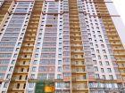Ход строительства дома № 1 корпус 1 в ЖК Жюль Верн - фото 60, Ноябрь 2016