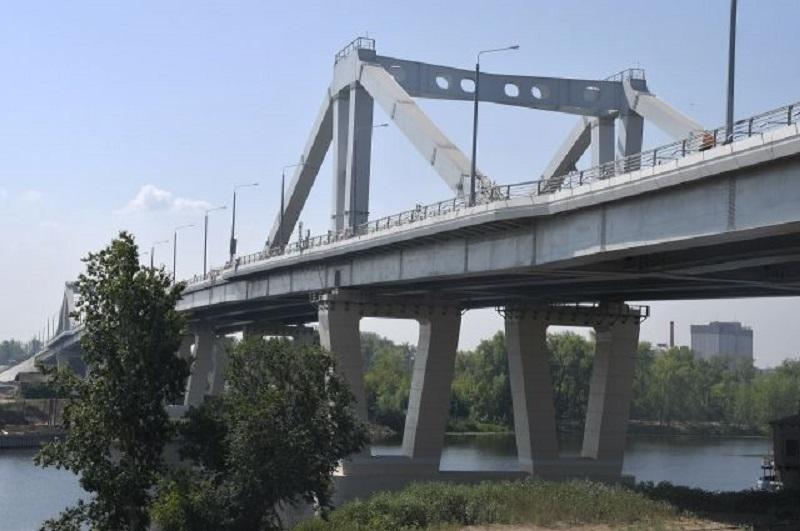 Фрунзенский мост планируют ввести в эксплуатацию до Нового года