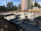Ход строительства дома № 4 в ЖК Маленькая страна - фото 2, Июль 2020