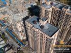 ЖК Центральный-3 - ход строительства, фото 73, Октябрь 2018