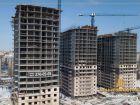 Ход строительства дома Литер 1 в ЖК Звезда Столицы - фото 74, Февраль 2019