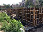 Жилой дом: в квартале улиц Вольская-Витебская  - ход строительства, фото 34, Август 2014