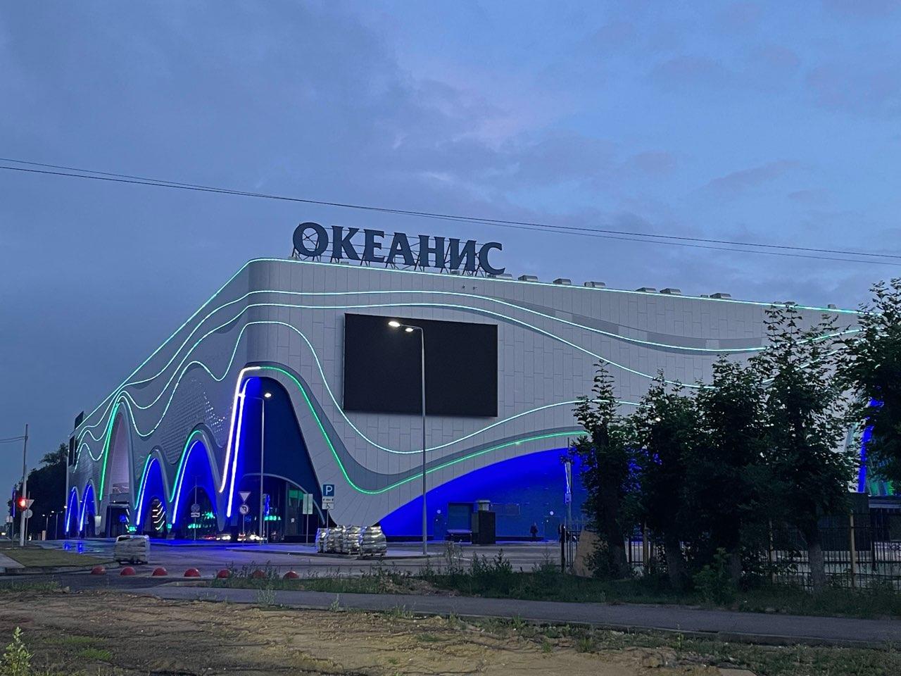 Аквапарк «Океанис» откроется в первом квартале 2022 года - фото 1