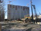 Ход строительства дома  Литер 2 в ЖК Я - фото 104, Март 2019