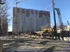 Ход строительства дома  Литер 2 в ЖК Я - фото 114, Март 2019