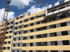 Ход строительства дома № 3А в ЖК Подкова на Гагарина - фото 66, Июнь 2019