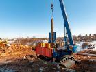 Ход строительства дома № 8-2 в ЖК КМ Тимирязевский - фото 2, Апрель 2021