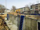 Жилой дом Каскад на Даргомыжского - ход строительства, фото 55, Апрель 2016