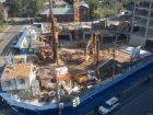 Ход строительства дома № 1 в ЖК Дом с террасами - фото 101, Сентябрь 2015