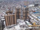 ЖК Центральный-3 - ход строительства, фото 53, Февраль 2019