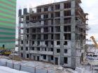 Ход строительства дома № 2 в ЖК Красная поляна - фото 53, Февраль 2016