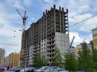 Ход строительства дома № 3 в ЖК На Победной - фото 17, Май 2016