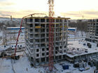 Ход строительства дома № 1 первый пусковой комплекс в ЖК Маяковский Парк - фото 53, Январь 2021