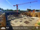 ЖК Кристалл 2 - ход строительства, фото 1, Сентябрь 2021