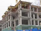 Жилой дом Приокский - ход строительства, фото 44, Ноябрь 2013