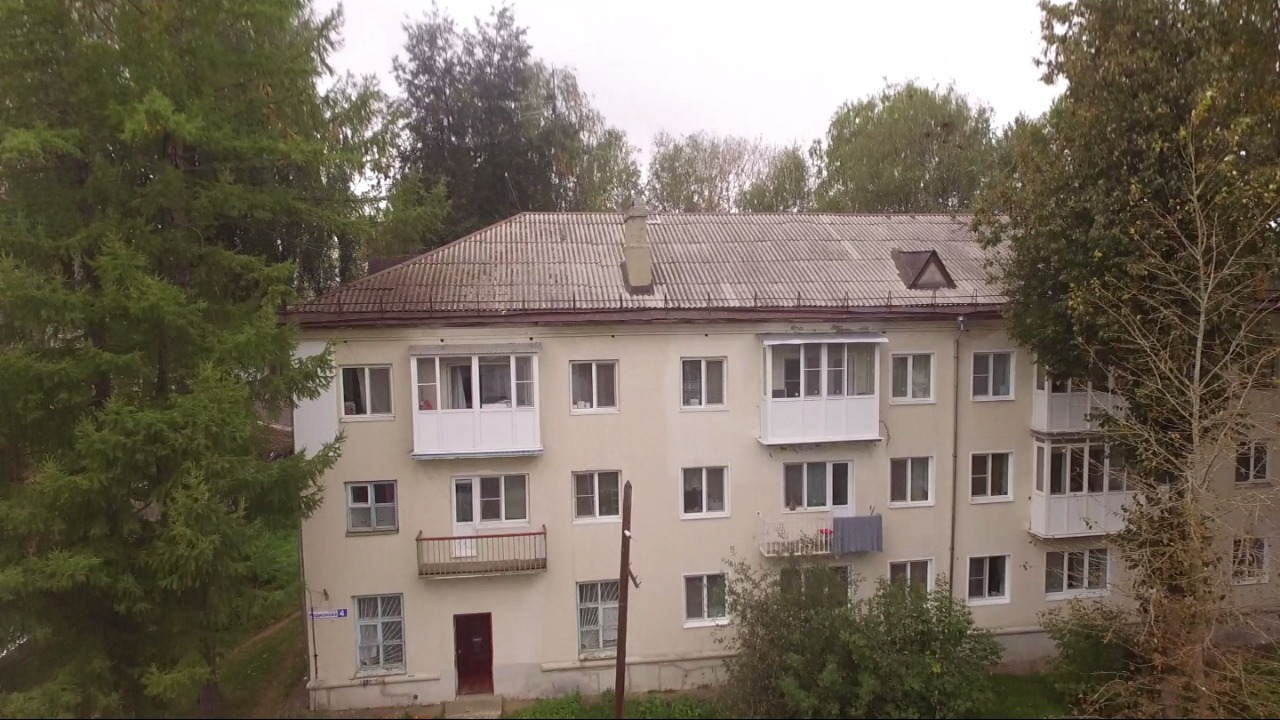 Жителям Лыскова починили крышу после обращения в Госжилинспекцию - фото 1