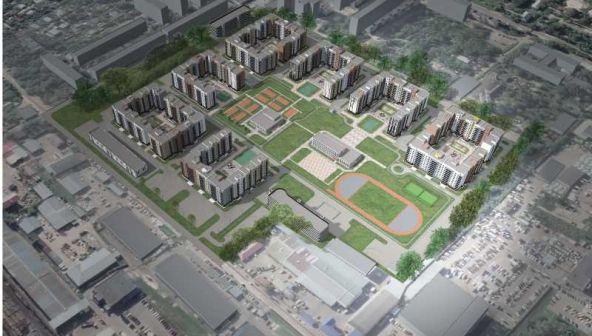 Жилой комплекс (ЖК) «Новый город» в Нижнем Новгороде