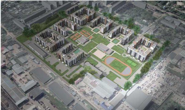 ЖК Новый город - фото 1