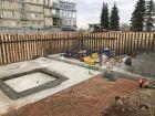 Ход строительства дома на Минина, 6 в ЖК Георгиевский - фото 44, Октябрь 2020