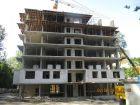 Ход строительства дома № 1 в ЖК Маленькая страна - фото 42, Июль 2016