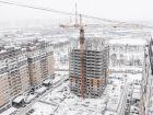 ЖК Горизонт - ход строительства, фото 25, Январь 2021