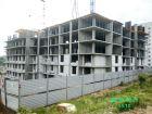 Ход строительства дома № 1 в ЖК Корица - фото 17, Июнь 2021