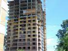 ЖК Подкова Приокская - ход строительства, фото 17, Июнь 2014