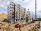 ЖД Жемчужный - ход строительства, фото 8, Август 2021