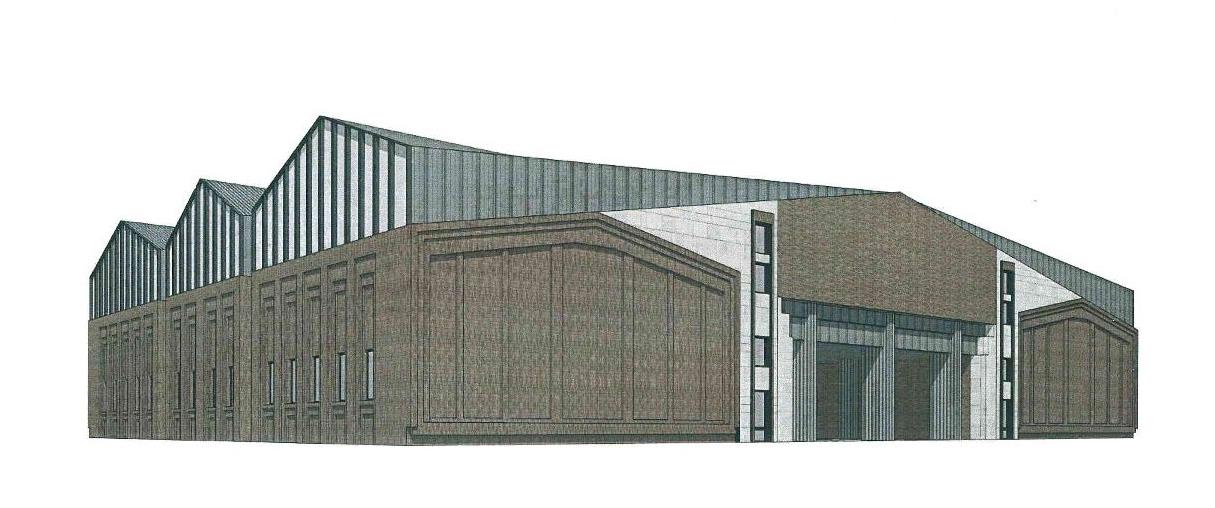 Стало известно, как будет выглядеть здание археологического хранения в Нижнем Новгороде