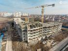 ЖК Открытие - ход строительства, фото 58, Январь 2020