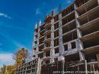 ЖК На Высоте - ход строительства, фото 45, Сентябрь 2020
