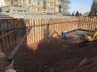 Ход строительства дома на Минина, 6 в ЖК Георгиевский - фото 55, Сентябрь 2020