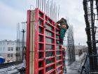 Ход строительства дома № 1 в ЖК Книги - фото 49, Декабрь 2020