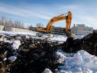 Ход строительства дома № 2 в ЖК Каскад на Автозаводе - фото 40, Февраль 2021