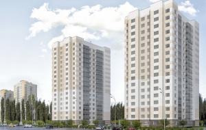 Жилой квартал по ул. Пешестрелецкой и ул. Дорожной