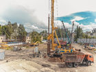 ЖК Ленина, 46 - ход строительства, фото 11, Июнь 2021