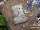 Ход строительства дома Литер 1 в ЖК Звезда Столицы - фото 127, Май 2018