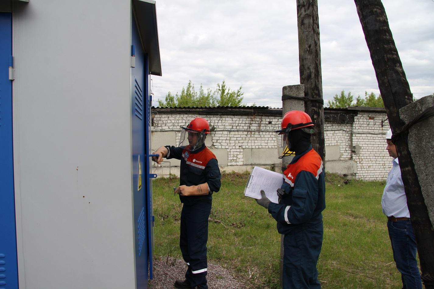Более 5 000 потребителей обеспечил электричеством Россети Центр и Приволжье Нижновэнерго