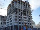 Ход строительства дома № 1 первый пусковой комплекс в ЖК Маяковский Парк - фото 39, Март 2021