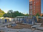 Каскад на Сусловой - ход строительства, фото 60, Сентябрь 2016