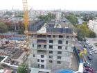 ЖК ПАРК - ход строительства, фото 27, Октябрь 2020