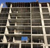 Ход строительства дома № 3 в ЖК Подкова на Родионова -