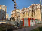ЖК Горизонт - ход строительства, фото 105, Ноябрь 2019