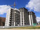 Ход строительства дома № 1 в ЖК Корица - фото 2, Сентябрь 2021