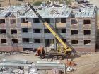 Ход строительства дома на участке № 214 в ЖК Солнечный город - фото 71, Август 2017
