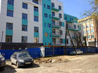 Ход строительства дома №1 в ЖК Премиум - фото 46, Май 2018