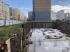 Ход строительства дома № 2 в ЖК Облака - фото 9, Август 2020